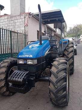 Tractor agricola tl90