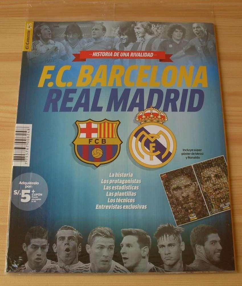 Revista F.C. Barcelona , Real Madrid , El Comercio 0