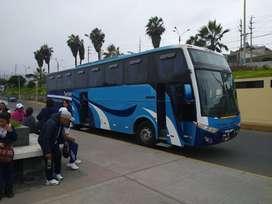 Alquiler de Coaster, Minivans y Buses con o sin chofer