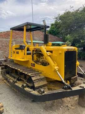 Bulldozer Cat D6B 44A