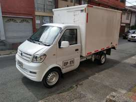 Vendo furgón dfsk modelo 2019 listo para traspasó en muy buen estado listo para trabajar