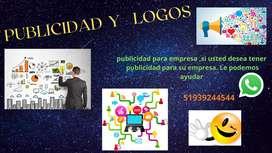 creo logos y anuncios