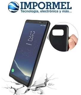 Case Bateria Samsung Note 8 Battery Case 5500 Mah Estuche