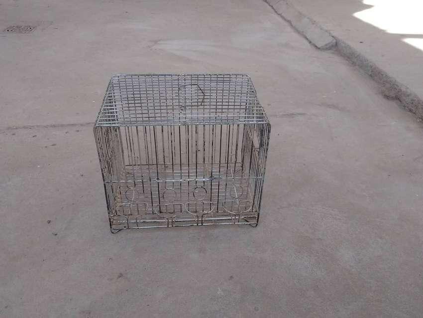 Vendo jaulas para pajaros usadas