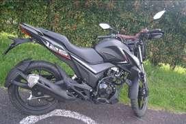 Moto akt cr4  125 modelo  2022
