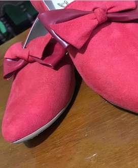 Zapato tipo baleta