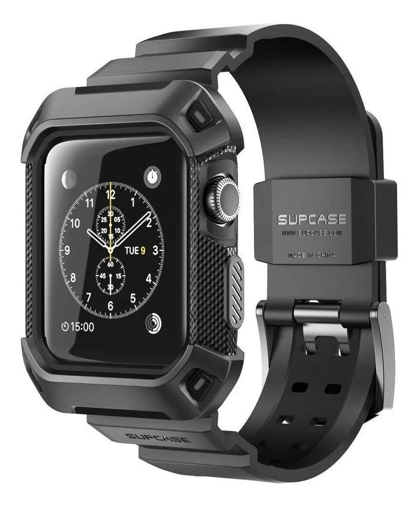 Case Protector Supcase Para Apple Watch Series 1 2 3 42mm