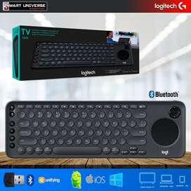 Teclado Logitech K600 Touch Pad Bluetooth Smart Tv Laptop Android
