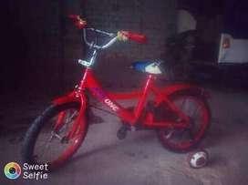 bicicleta para niño en buen estado