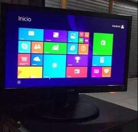 """Vendo Monitor en Lg y samsung de 19"""" y 20"""""""