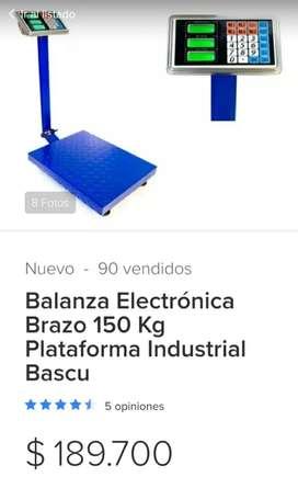 balanza electrónica de brazo