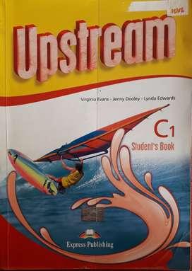 Libro de Inglés Upstream