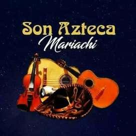 Mariachi Azteca santa 5