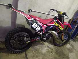 Vendo Honda Cr 125cc