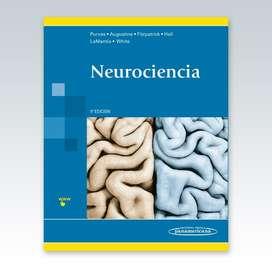 Libro de Neurociencias de Purves 5 edición nuevo