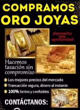 Joyería compra oro y plata