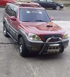 Vendo Hyundai Terracan Full Equipada Ganngaa 5,200 NEGOCIABLE