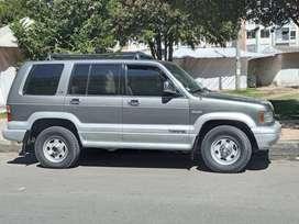 Vendo Montero Chevrolet 1995 4x4 Mecanica, GasGasolina, 7 Puestos,  Papeles al Dia, Vehiculo para Campo y Ciudad.