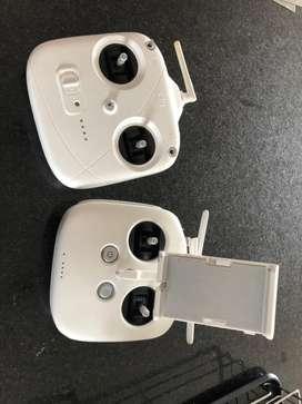 Control DJI Phantom 3 Professional y standard los vendo juntos o separados sin drone solo control