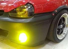 Bombilleria para carro modificaciones - cromados