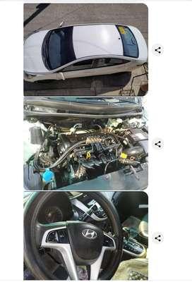 Vendo auto hyundai/accent