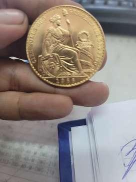Monedas antiguos