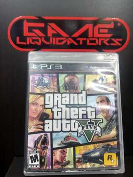 GRAND THEFT  5   PS3