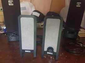 Parlante Dell Original (A225)  ALTAVOCES USB
