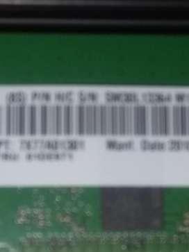 Memoria para Servidor Lenovo varios modelos