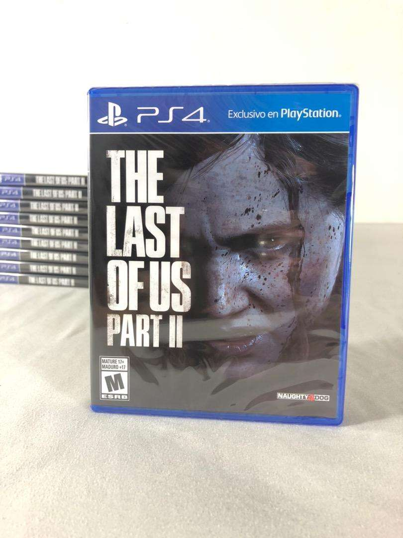 The last of us 2 0