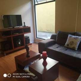 Pinar Bajo, suite amoblada, 58 m2, 1 habitación, 1 baño, 1 parqueadero