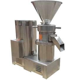 Mantenimiento y diseño de maquinas industriales para alimentos