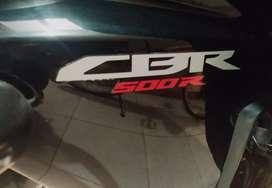 SE VENDE HONDA CBR 500 R