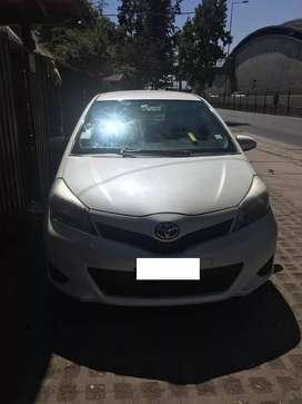 2012 Toyota Yaris Sport  Xli 1.3