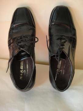 Zapatos hombre de vestir talle 40
