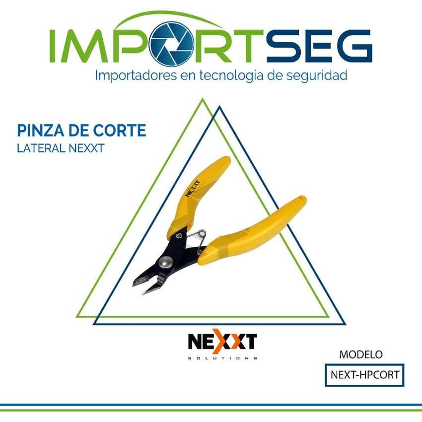 Cortadora De Precisión Cable Pinza De Corte Nexxt Ecuador 0