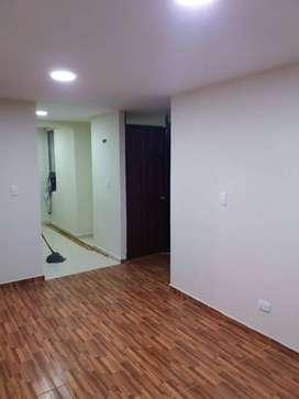 Apartamento con buenos acabados