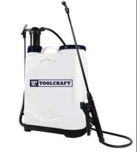 Fumigadora 12 litros espalda