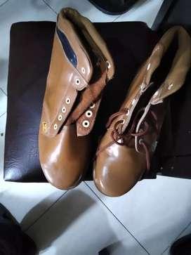 Zapato de trabajo talla 44