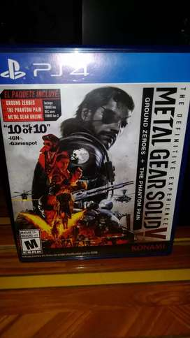 Metal Gear V The Definitive Experience