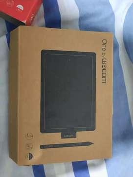 One by Wacom tablet digitalizadora