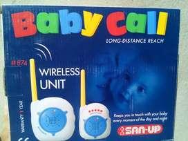 Babe call primera marca nuevo