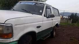 Vendo ford bronco del 1988