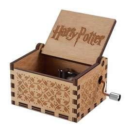 Caja Musical - Harry Potter canción Hedwig Regalo Coleccion