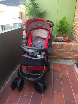 Coche para bebé + silla para carro en perfecto estado Bogotá