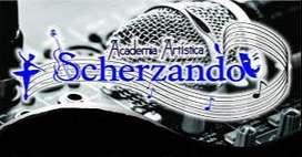 inciacion  musical danza, teatro