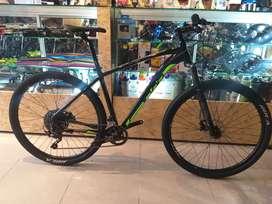 Bicicleta gw jackal aluminio 10 velocidades