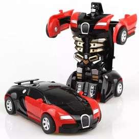 Robot convertible