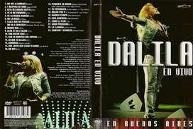 DVD ORIGINAL DALILA