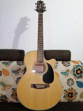 Guitarra Electroacustica Takamine Eg 260 Perfecto estado